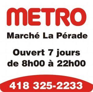 Metro La Perade
