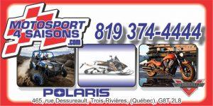 Moto sport 4 saisons