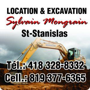 Excavation Mongrain