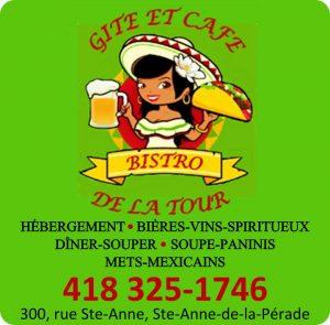 Bistro Gite et Café de la Tour