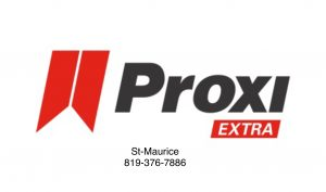 Proxi Extra / Harnois St-Maurice